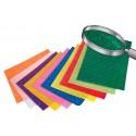 Seidenraupen-Transparentpapier