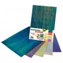 Irisierendes Papier – Sortiment