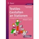 Textiles Gestalten an Stationen 1. / 2.