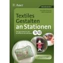 Textiles Gestalten an Stationen 9. / 10.