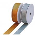Modell aus 25 mm Lurexband.