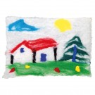 Bild gestaltet mit Flyfel-Web Art.-Nr. 31 0083 und Mega-Filzer Art.-Nr. 31 0042