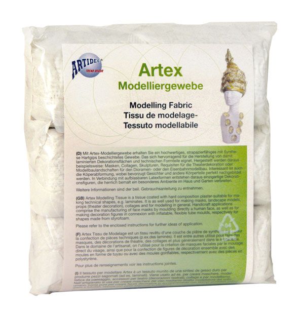 Artex-Modelliergewebe