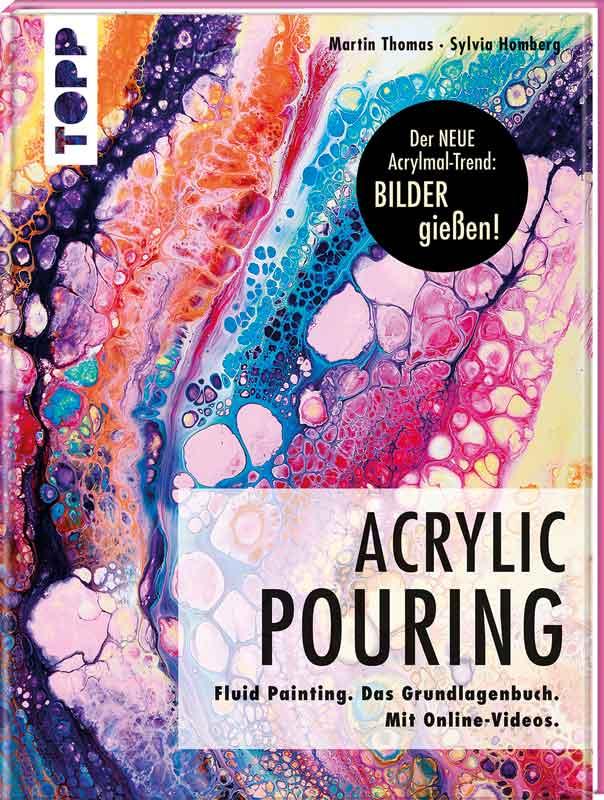 BRAUN Schulbedarf - Für Schule und Kindergarten - Acrylic Pouring