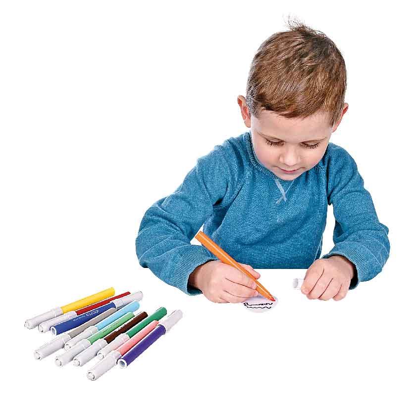 BRAUN Schulbedarf - Bastelideen und BAstelmaterialien für Kindergarten und Krippe