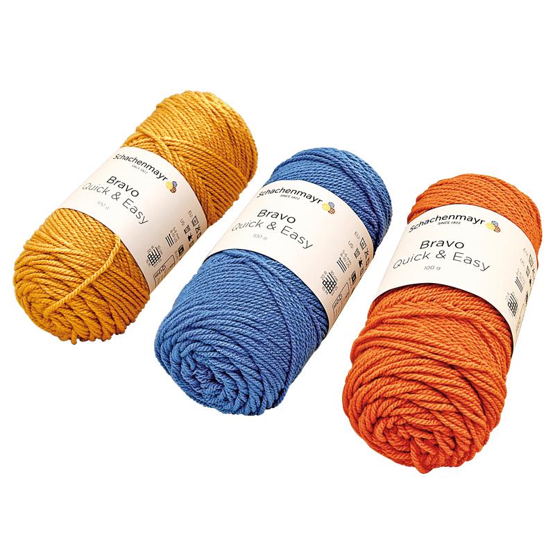 BRAUN Schulbedarf - Für Schule und Kindergarten  - Textiles Gestalten mit Wolle