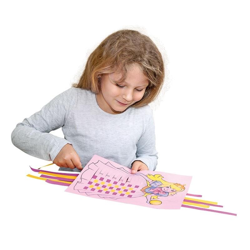 BRAUN Schulbedarf - Für Schule und Kindergarten - Papier, Flechten, papierflechten