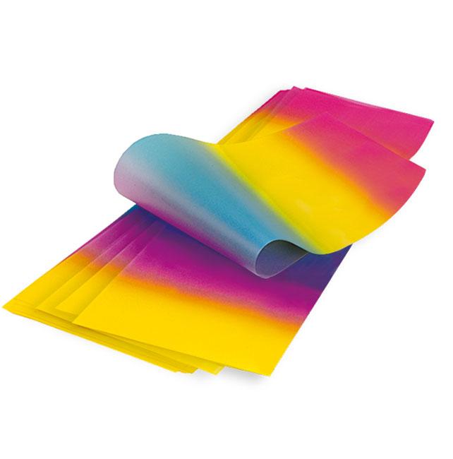 Transparentpapier für Laternen