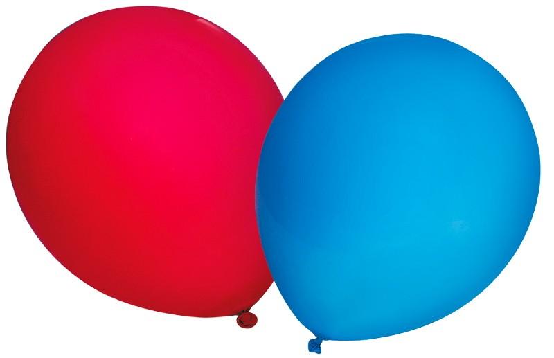 Luftballons  zum Basteln in Schule und Kindergarten