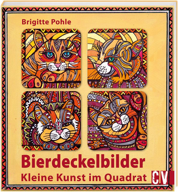 BRAUN Schulbedarf - Für Schule und Kindergarten - Bastelbedarf Bierdeckelbilder