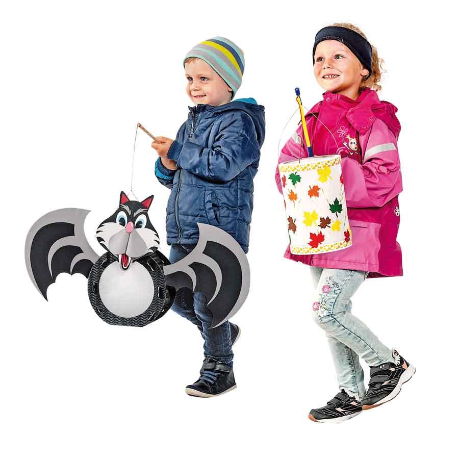 BRAUN Schulbedarf - Für Schule und Kindergarten - Laternen