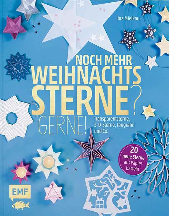 Buch Topp Verlag Sterne zu Weihnachten falten