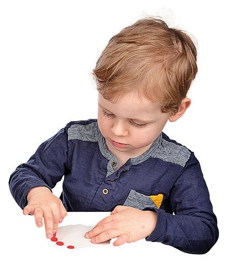 BRAUN Schulbedarf Mucki Fingerfarben