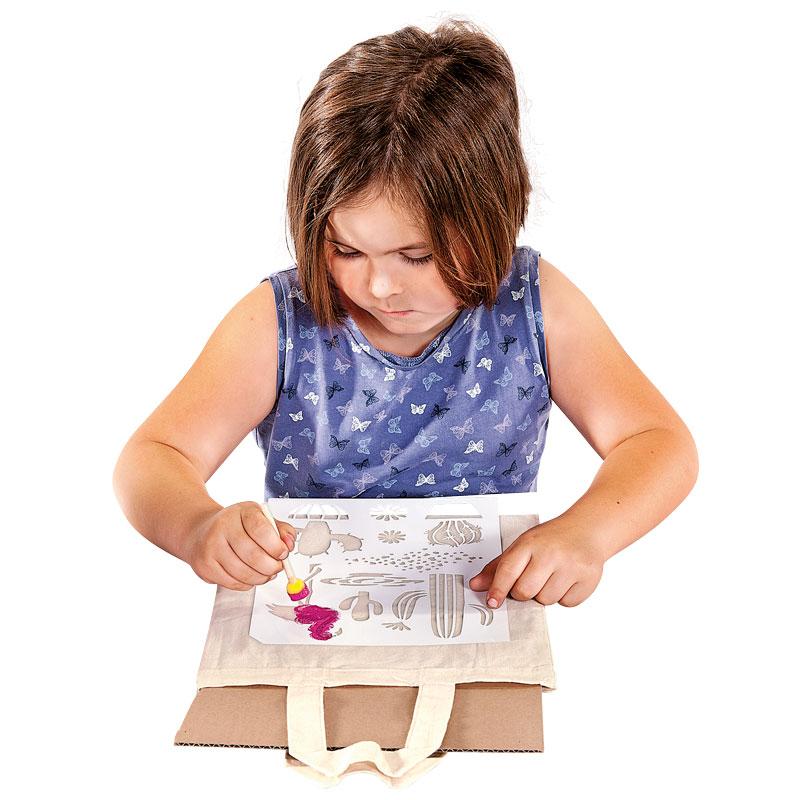 BRAUN Schulbedarf - Für Schule und Kindergarten - Bastelbedarf Stoffmalfarben