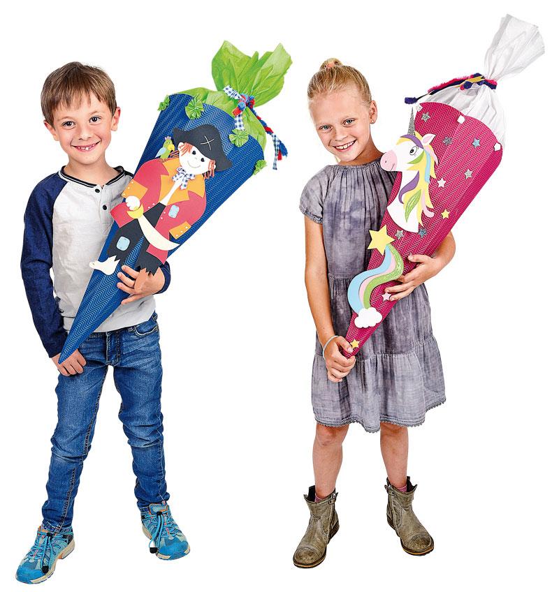 BRAUN Schulbedarf - Für Schule und Kindergarten - Bastelbedarf Schultüten