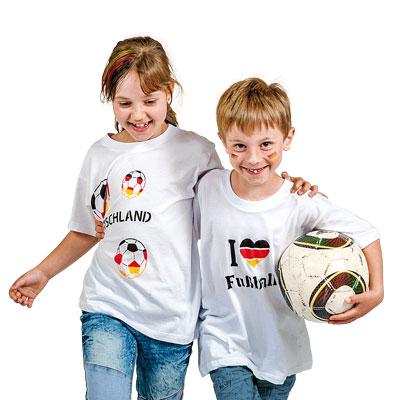 BRAUN Schulbedarf - Für Schule und Kindergarten - Bastelbedarf Angebot Fußball WM 2018