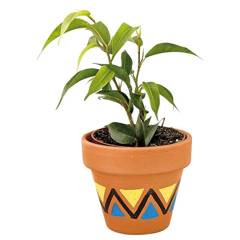 BRAUN Schulbedarf Bastelideen zum Muttertag, Blumentöpfen, Pflanzen