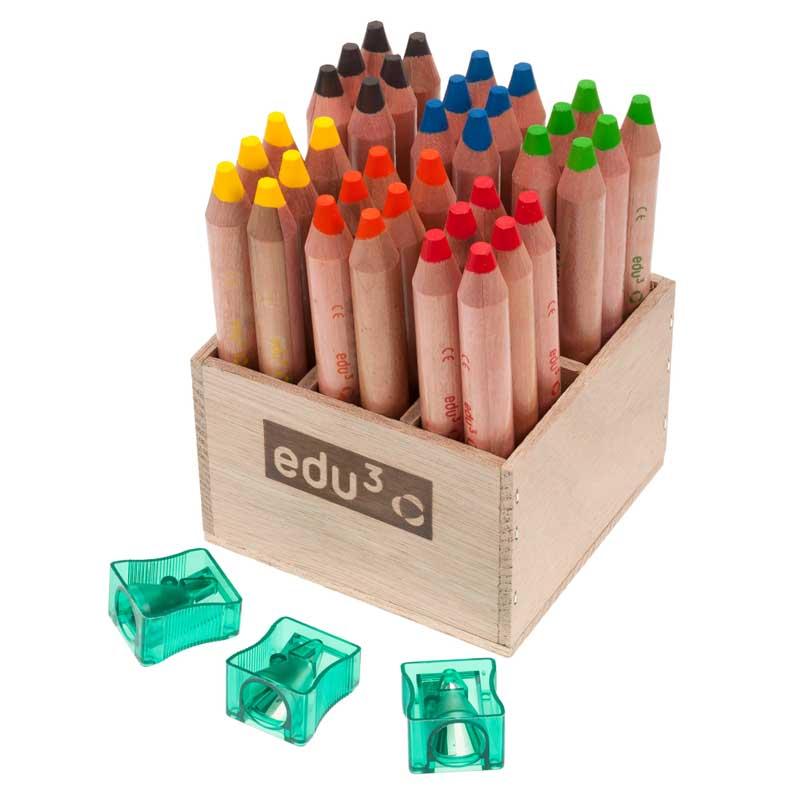 BRAUN Schulbedarf - Für Schule und Kindergarten - Bastelbedarf, Kunstunterricht, Textiles Werken, Großpackungen