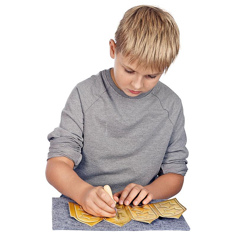 BRAUN Schulbedarf - Für Schule und Kindergarten - Vorlage Windlicht prickeln