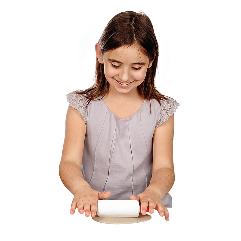 BRAUN Schulbedarf - Für Shcule und Kindergarten - Anleitung töpfern - Patinieren mit Engoben