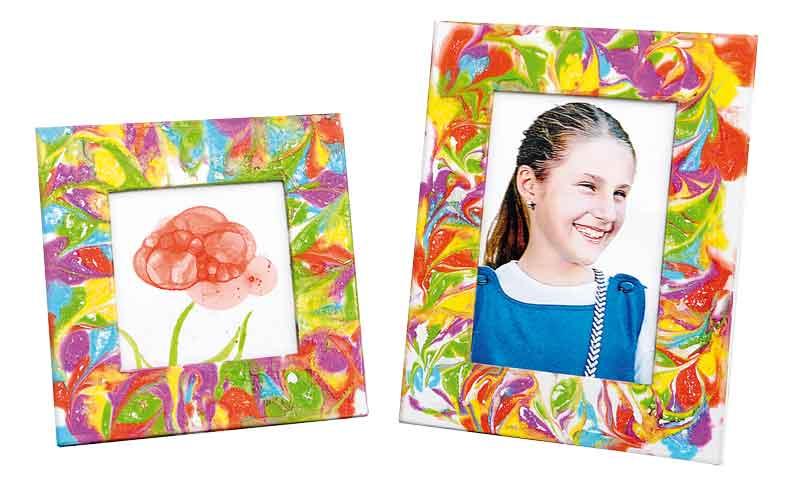 BRAUN Schulbedarf - Für Schule und Kindergarten - Fotorahmen