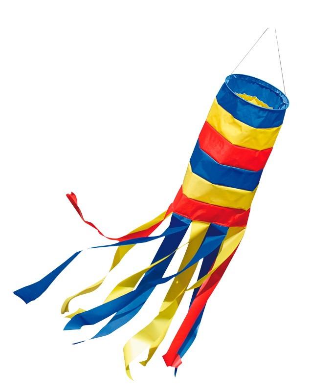 Textiles Gestalten in der Schule - Frisbee und Windsack nähen